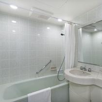 *2ベッドルームデラックスまたはプレミアム浴場一例/バスタブ付きのバスルーム♪