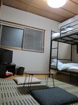 「い」の部屋 Room [i]