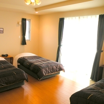 3bed room