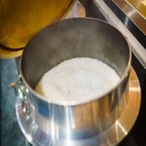 定食屋「米どころん」朝食