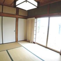 *【平徳ハイツ】お部屋は和室になります