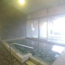*【霧の湯】泉質はアルカリ性単純泉です