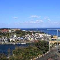 「癒しの館つわんこ」から屋久島の海が一望できますよ♪