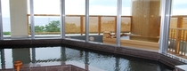 宿泊者専用展望浴室