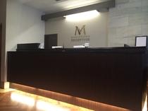 ホテルモンセラトン フロント