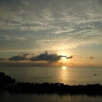 ある日の夕陽~めちゃきれい