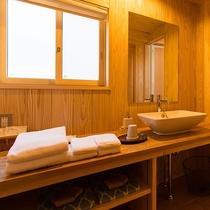 客室流水 浴室
