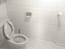 シャワー&トイレ付き