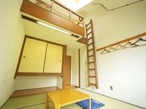 和室8畳+ロフト付き