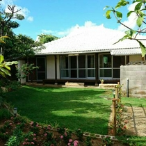 *外観/雰囲気たっぷりの沖縄の宿♪やんばるに暮らす様な滞在ができます。