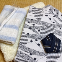 *【部屋/アメニティ】浴衣に着替えて、24時間入れるお風呂へ!