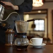 ネルドリップコーヒー