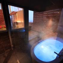露天風呂付きツイン和室(一例)