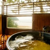 ● 露天風呂付客室(一例)イメージ