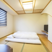 お部屋/スタンダード和室|落ち着いた畳の和室で、のんびり、ゆったりお過ごしください。