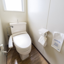 お部屋/和室大部屋|ウォシュレット付トイレ