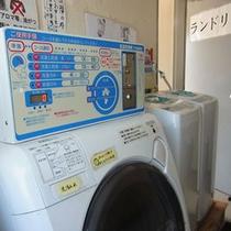 【コインランドリー】乾燥機、洗剤、ハンガーもご用意致します!乾燥機一体型で楽ちん♪