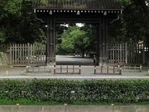 京都御所「下立売御門」