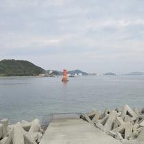 *大鳴門橋・淡路島を臨むことができます