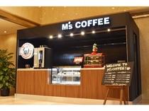 【西館1階】M's COFFEE