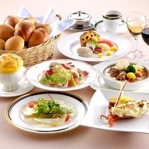 コース洋食プラン/料理一例
