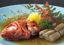 金目鯛の煮付