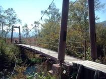尾瀬ヨッピ橋