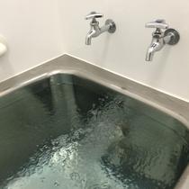 【浴槽】2015年8月リニューアル!24時間入浴可能★麦飯風呂ステンレス浴槽