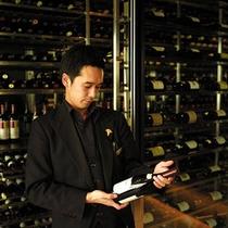 神戸でもトップクラスのリスティングを誇るワインセラー