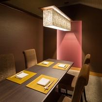 【日本料理「松風」】リクエストに応じて個室もございます(ご希望に添えない場合もあります)