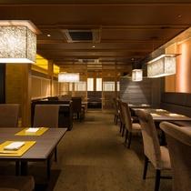 【レストラン&ダイニング】日本料理「松風」