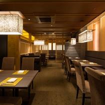 2016年11月4日にリニューアルオープンした日本料理「松風」
