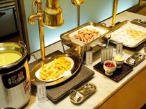 朝食(洋食コーナー)