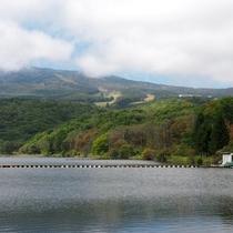 【観光スポット・嬬恋エリア】 バラギ湖