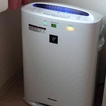 SHARPプラズマクラスター加湿空気清浄機(レディースルーム)