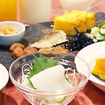 朝食【和食一例】