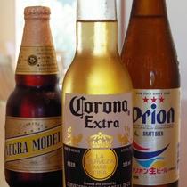 *ビールや各種アルコールもご用意しております。