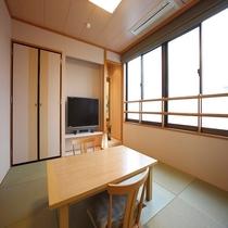 【客室一例】特別和洋室(展望風呂付き)の和室