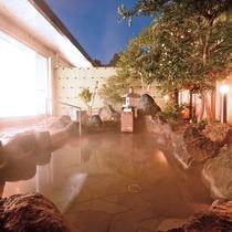 *大浴場 6:露天風呂