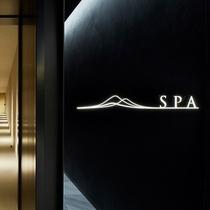 SPA(大浴場)入り口
