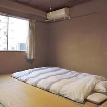 *【和室8畳一例】ベッドが苦手な人に◎