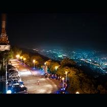 稲佐山展望台からの長崎夜景