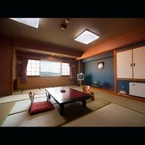 広々した空間に上品に和を感じる和室タイプ