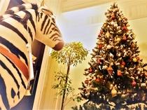 素敵な思い出にクリスマスツリー