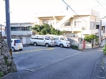 【施設】駐車場へは一方通行となっておりますので、ご注意ください。