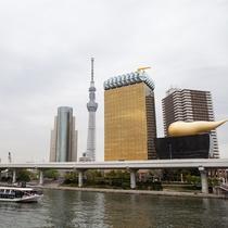 *【浅草観光】浅草駅からすぐ!屋形船やクルーズでお台場やスカイツリーなどをお楽しみいただけます♪