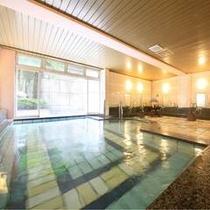 【大浴場/こうのとり温泉】「子宝の湯」としても人気の高い泉質です☆