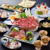 【2016春】部屋食コース
