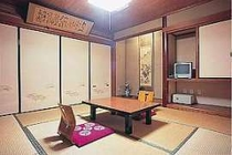 客室(1〜3人用)