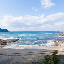澄み渡るビーチで夏を満喫☆